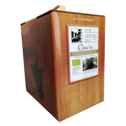 BAG-IN-BOX vino pecorino BIO (lt.5)