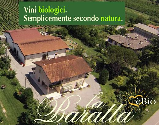 LA BARATTA VINI BIOLOGICI